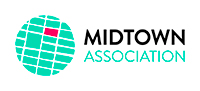 Midtown Association logo with link
