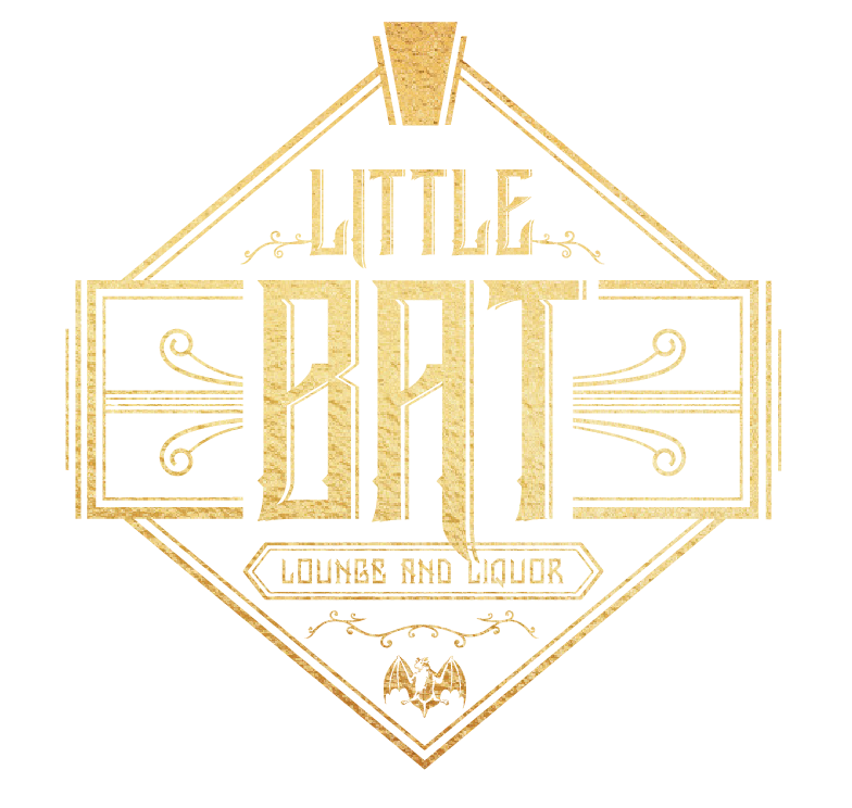 Little bat logo Cocktail Bar Islington Brunch London