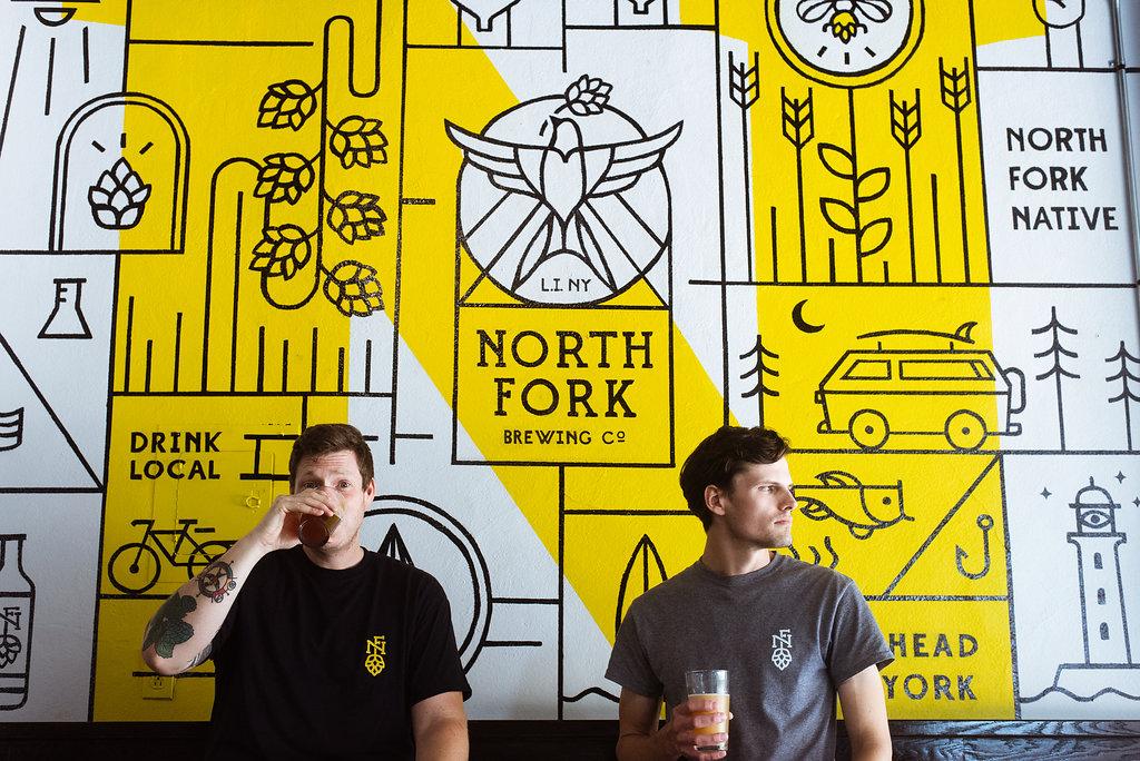 North Fork Brewing Co. - Northforker Magazine
