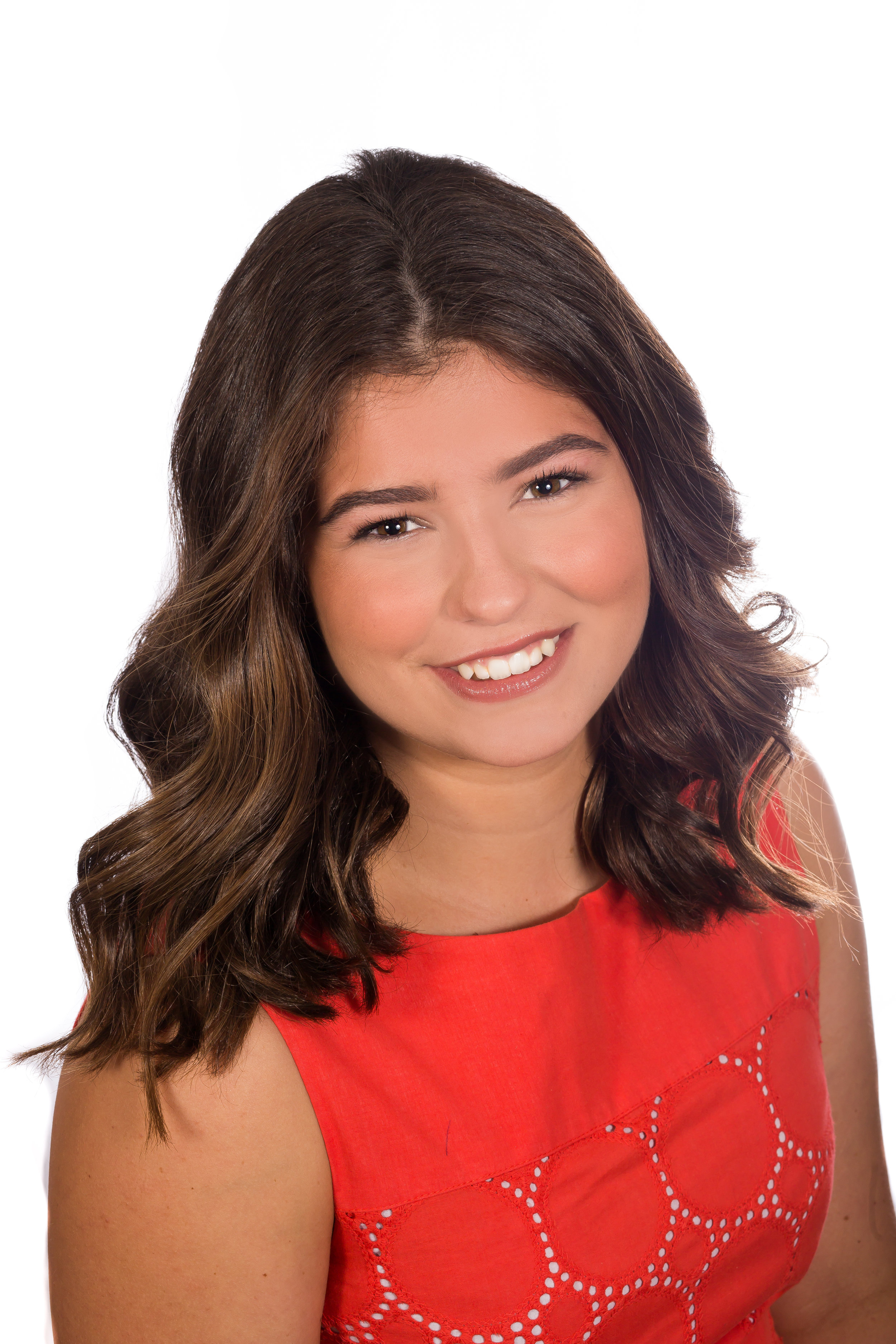 Marlo Carpenter Miss Merced County's Outstanding Teen