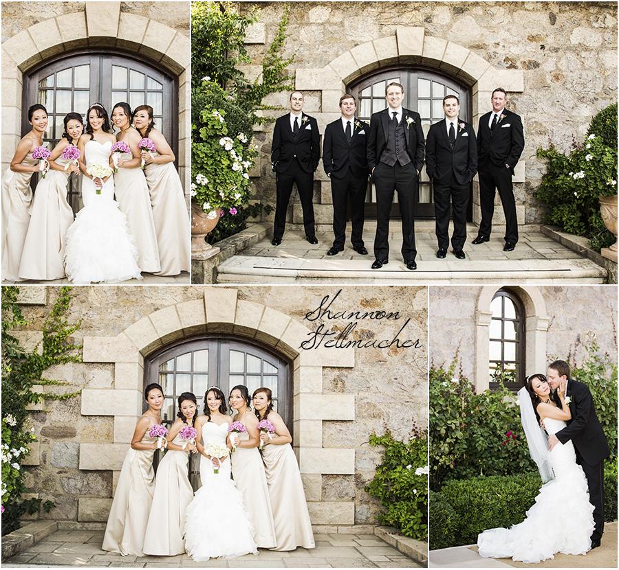 Bridal Party V Sattui