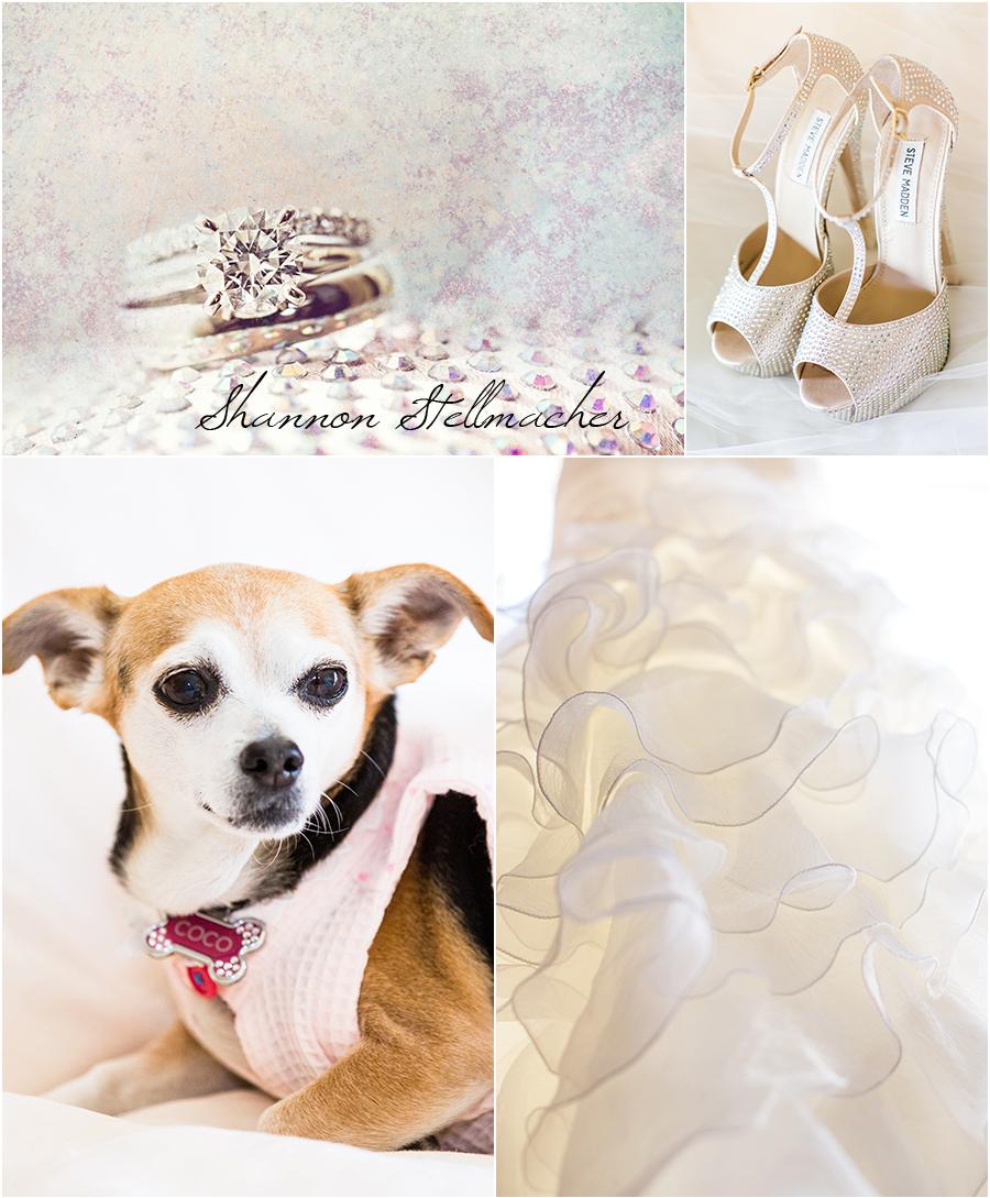 Napa Wedding Details 1
