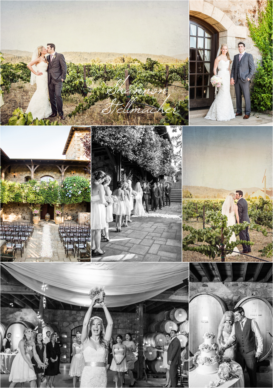 Napa Vineyard Wedding