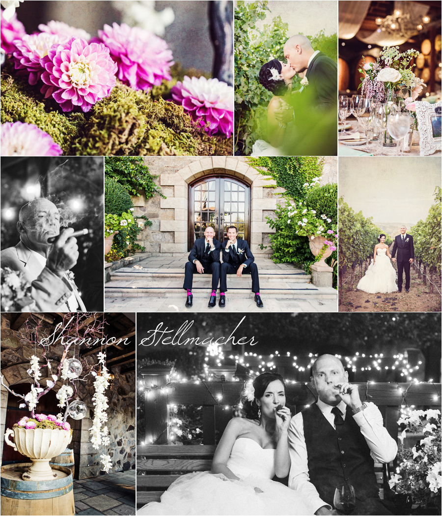 Napa Wedding Photos
