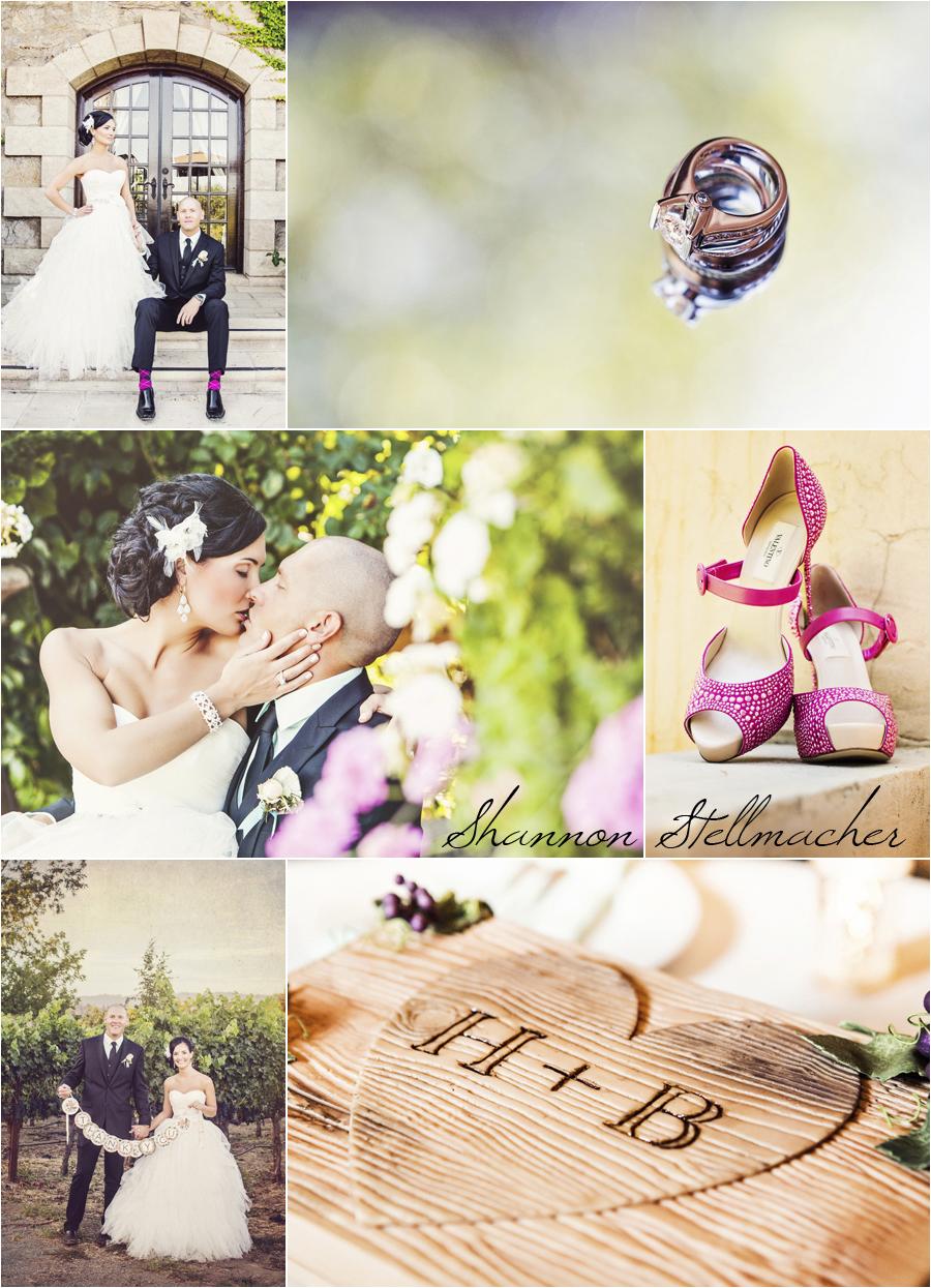 V Sattui Wedding Photos 2