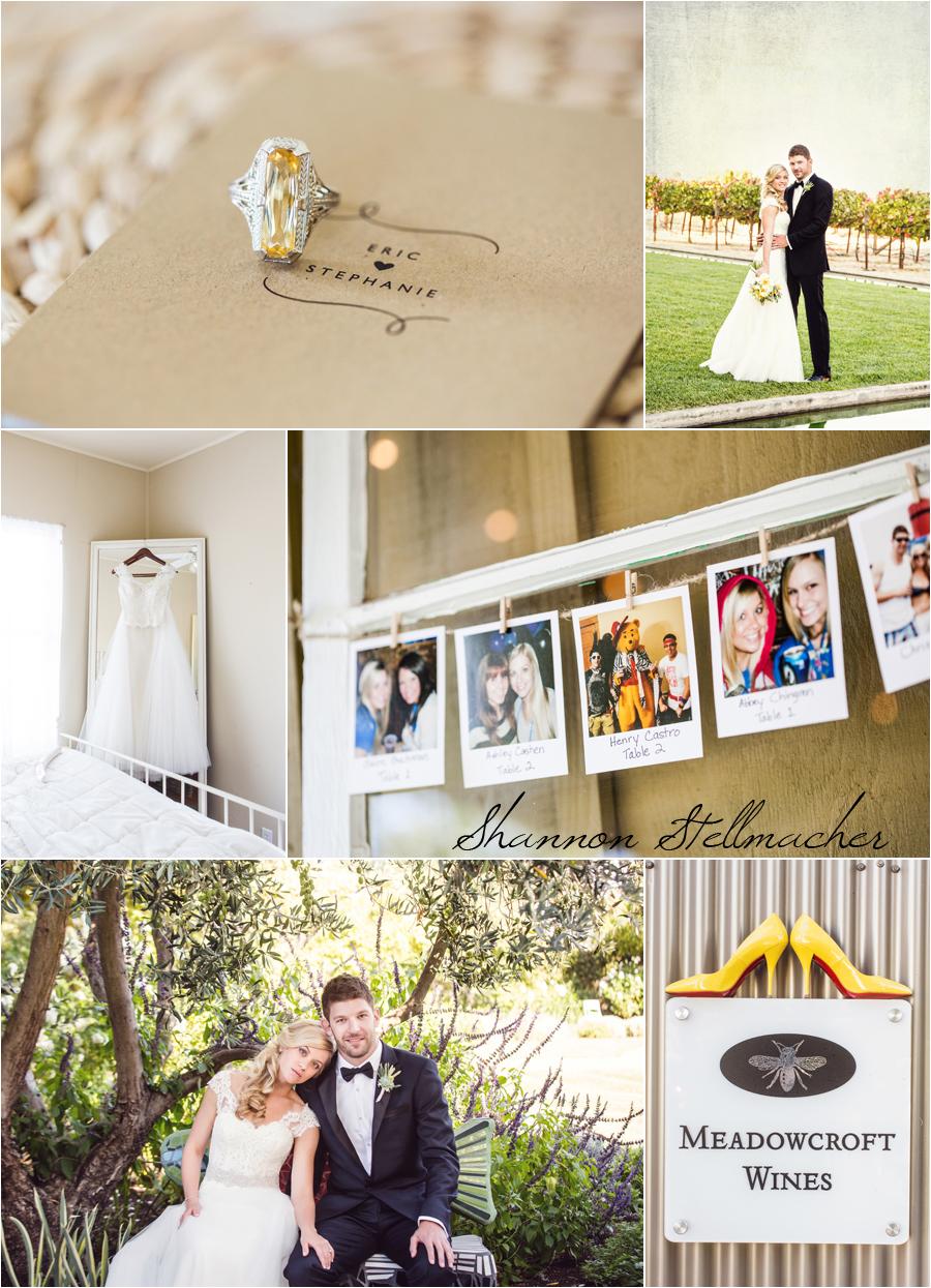 Cornerstone Gardens Wedding Sonoma