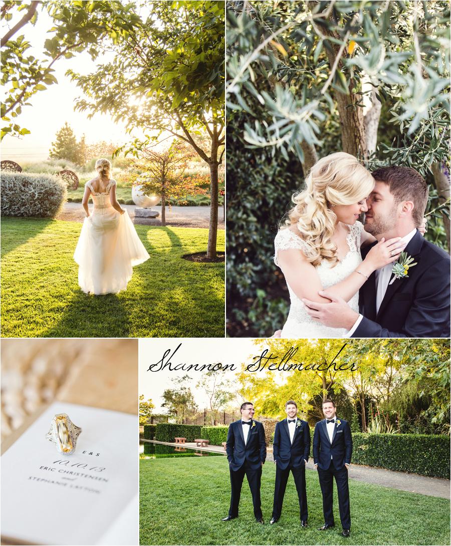 October Wedding Sonoma