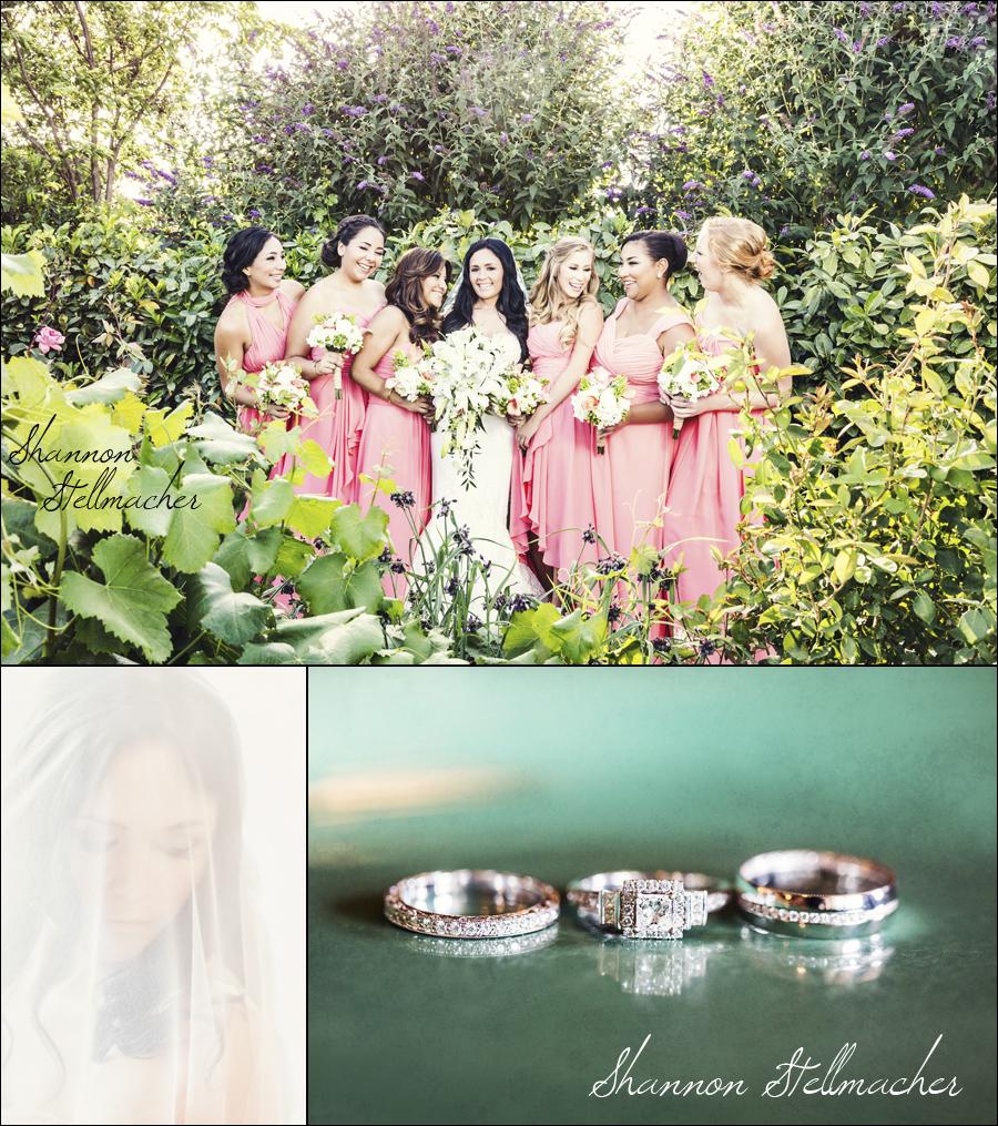 Napa Wedding Bridesmaids