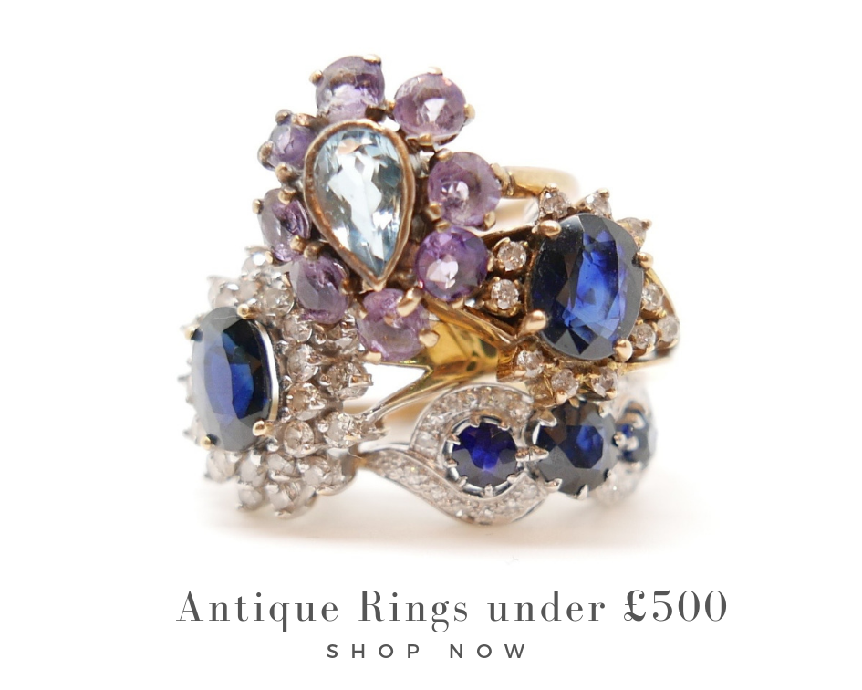 Antique and vintage rings under £500.png