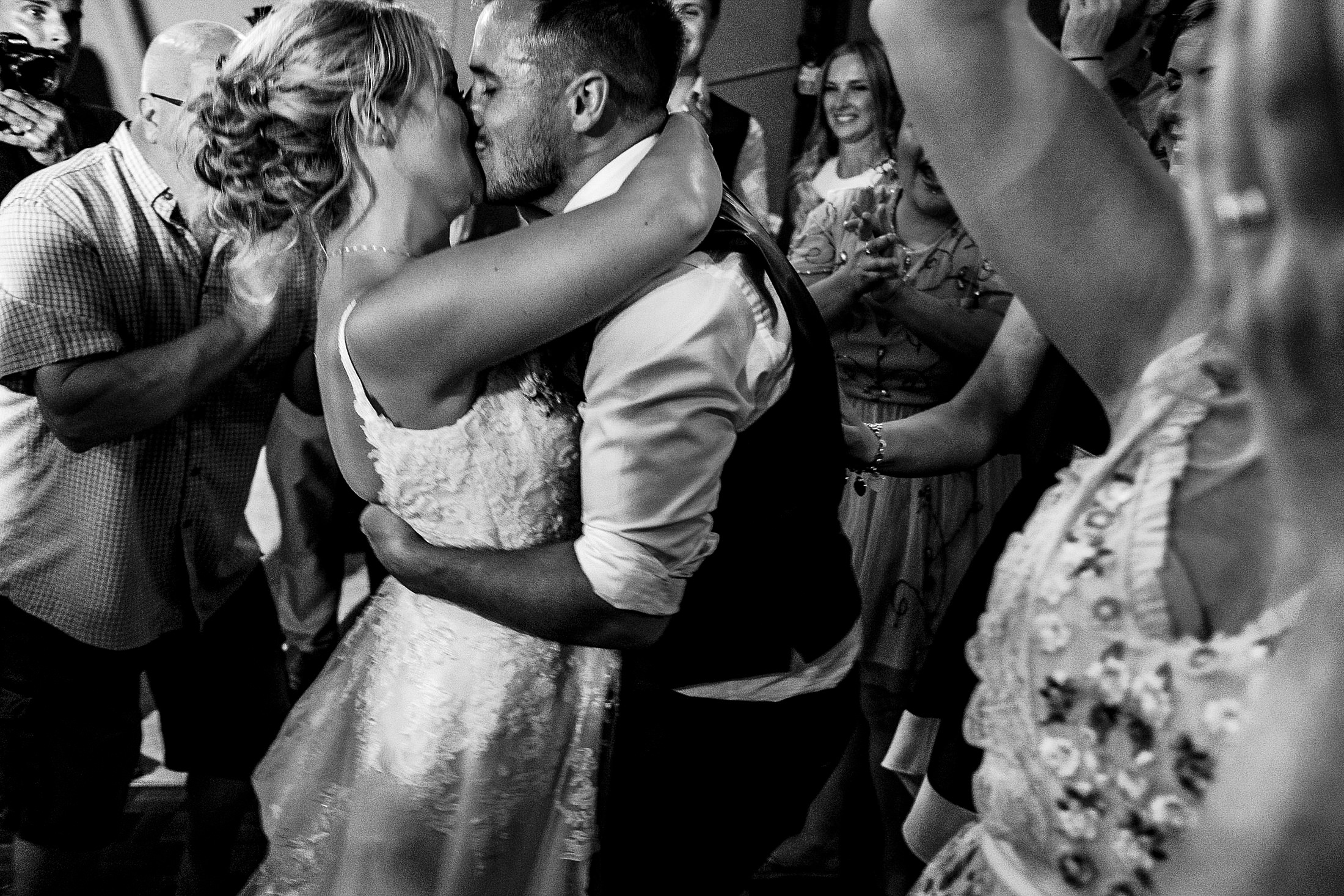 Dancefloor Kisses