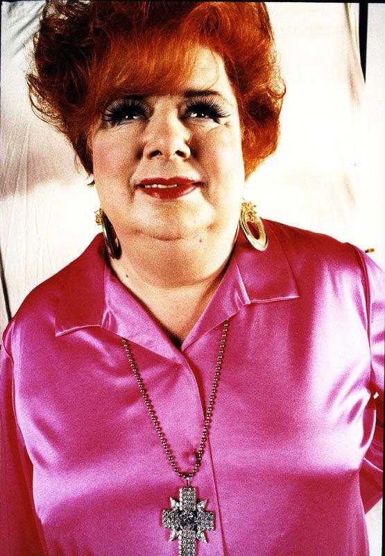 Reverend Paula