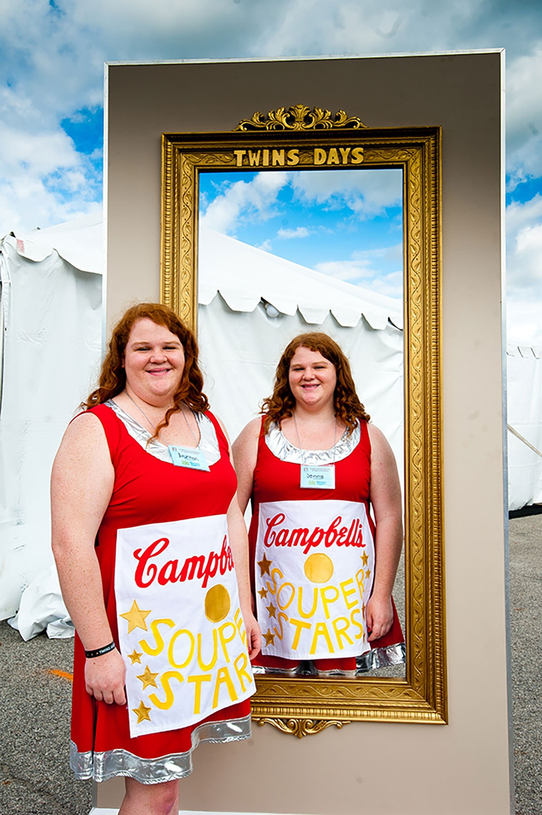 The Campbell Sisters from Ohio