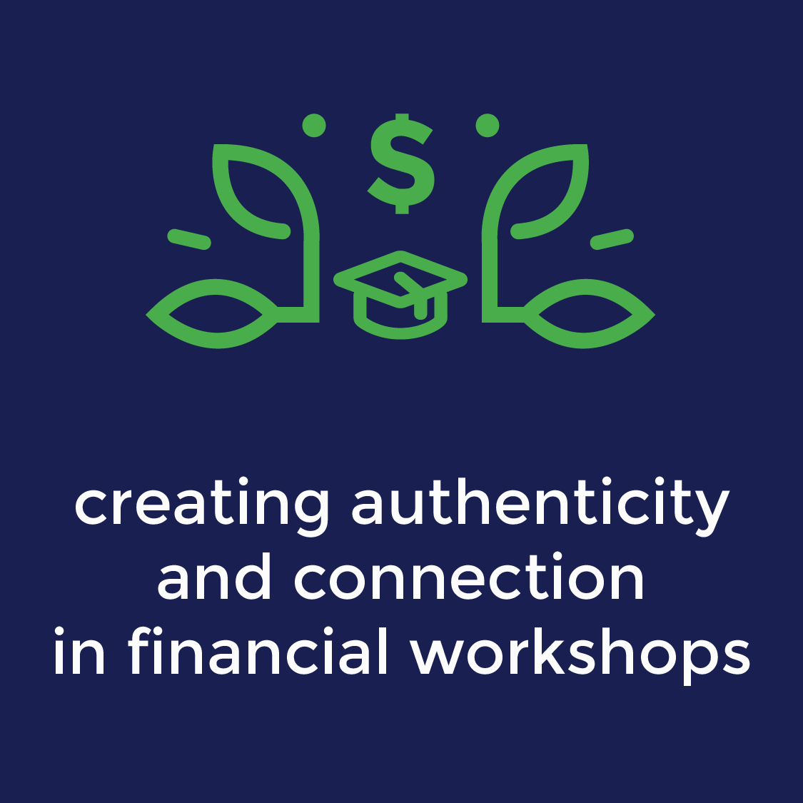3.19.19 | 2:00-3:00pm EST - In this workshop Colin Ryan will provide a behind-the-scenes look at his 2018 PNC Bank live-audience webcast at Bowling Green University to teach his personal playbook on how to identify moments for authenticity.He will cover skills like:● How to get your client/audience interacting● How to teach depressing but important information● How to motivate your clients to be proactive● The power of sharing money mistakes● How to humanize your office with simple storytelling tricks● How to build trust by being a presenter who listensAttendees will also have an opportunity to ask Colin about their challenges when it comes to audience connection.Presenter: Colin Ryan, Colin Ryan Speaks