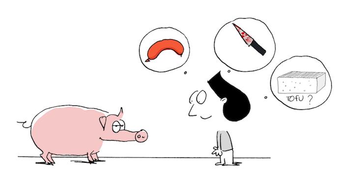 Illustration by  insolente-veggie.com