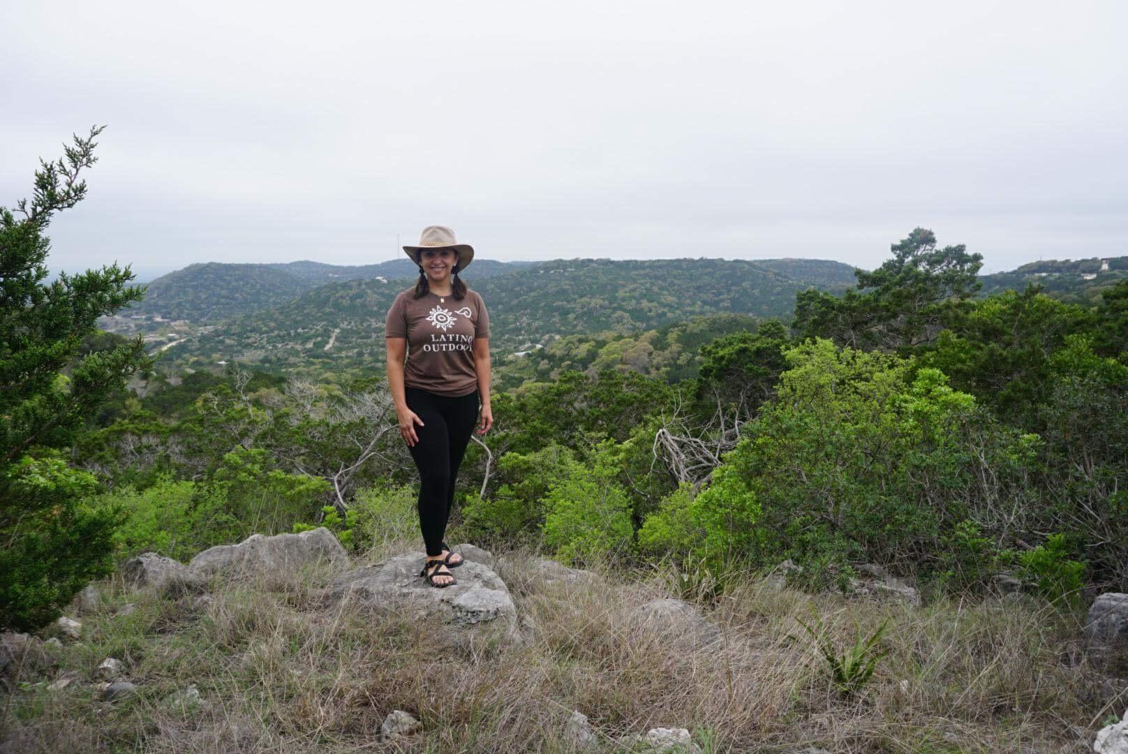 Josie Gutierrez - Program Coordinator - San Antonio, Latino OutdoorsInstagram: @fitfunandTwitter: @fitfunand