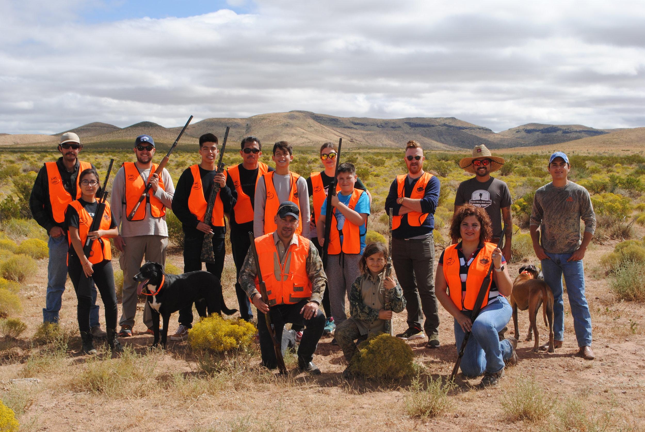 Hunting & Fishing -