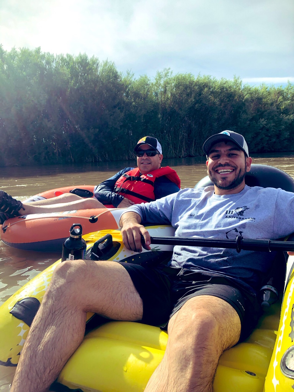 Rafting the Rio with BRL