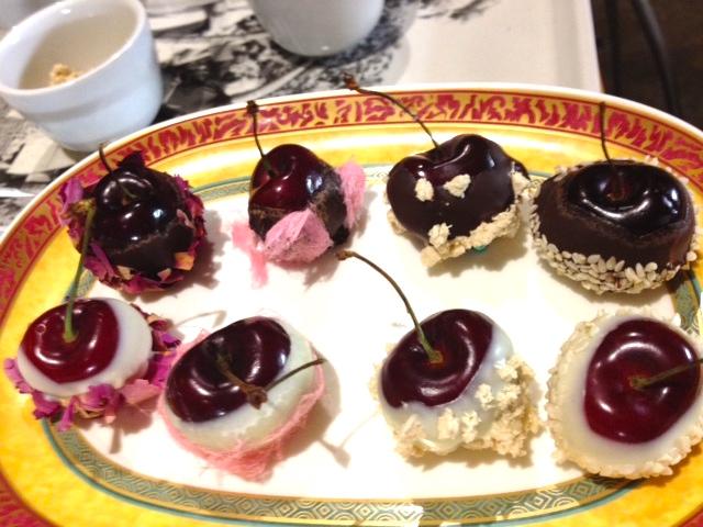 Middle Eastern Cherries