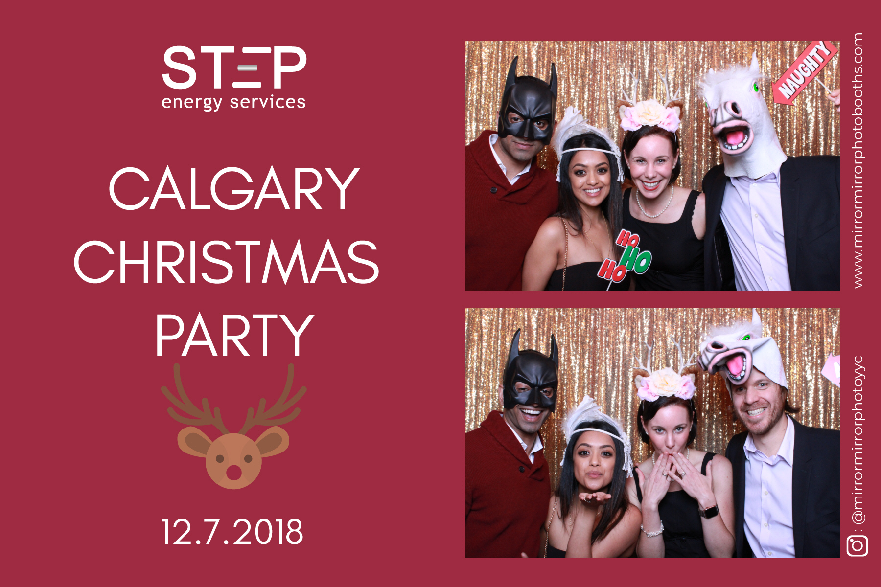 STEP Christmas Party - Dec 7, 2018