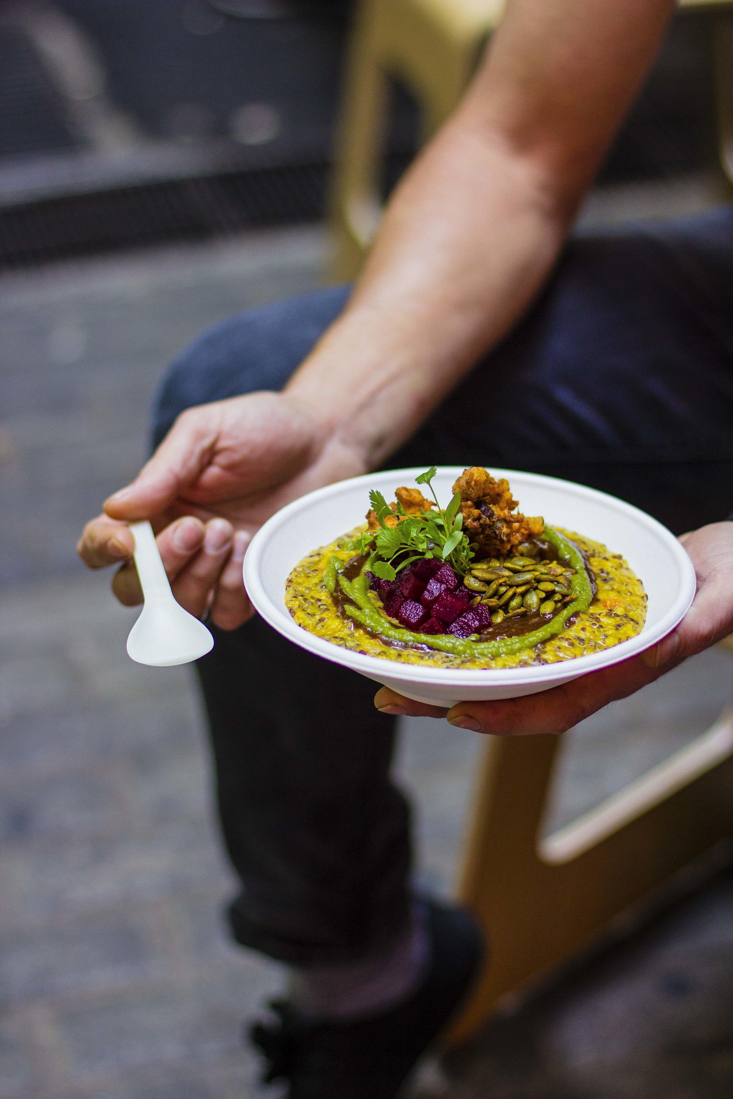 Quinoa Khichri
