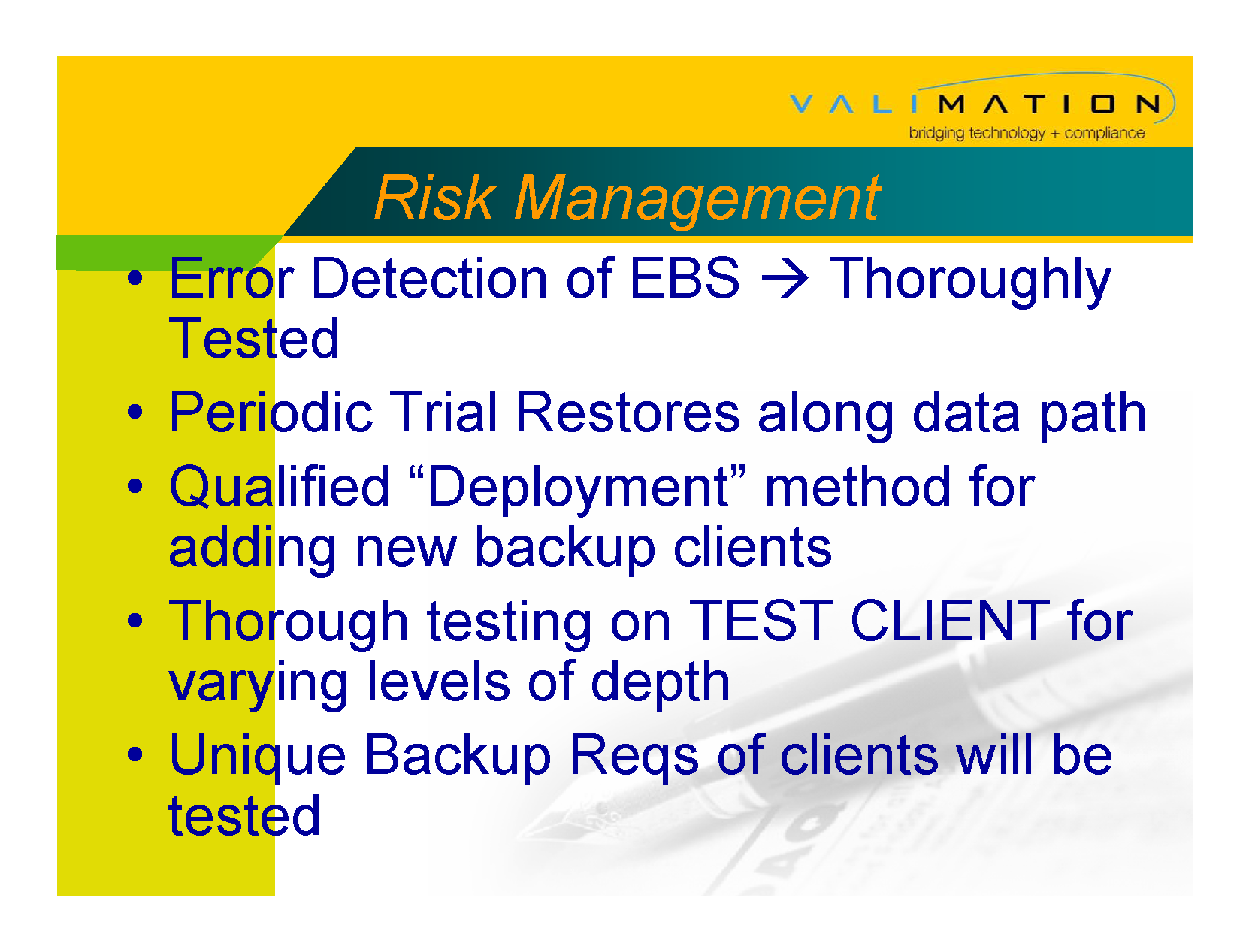 Validating an Enterprise Backup System by ValiMation_Page_17.png