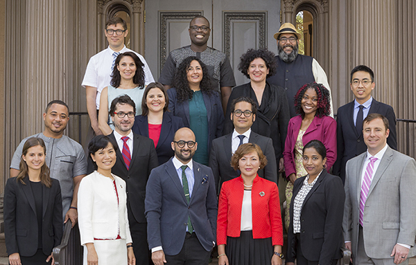 A Liberian doctor, a Mongolian human rights lawyer, an Argentinean social entrepreneur and 13 other innovative and courageous leaders have been named 2017 World Fellows.