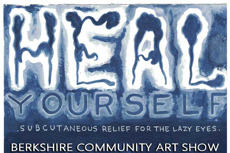 """This week's Show n' Tell event is combined with """"Heal Yourself"""" Art in the Barn event, featuring Local Berkshire Artists.  Read More>>>"""