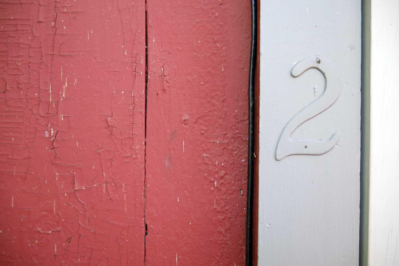 ROOM 2, HOOP SHED