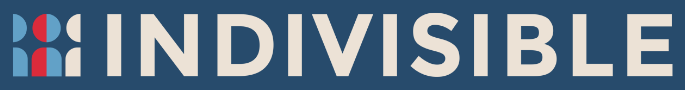 Indivisible's logo.