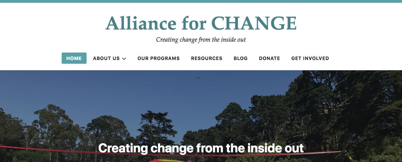 Alliance for CHANGE screenshot