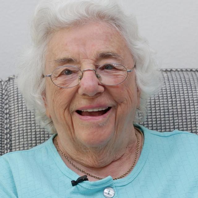 Doris Achterkirchen, age 97