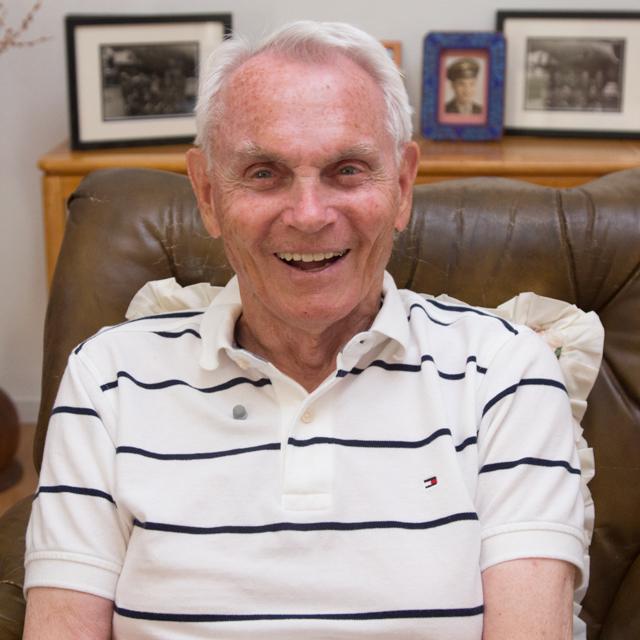 Lou Goodman, age 90