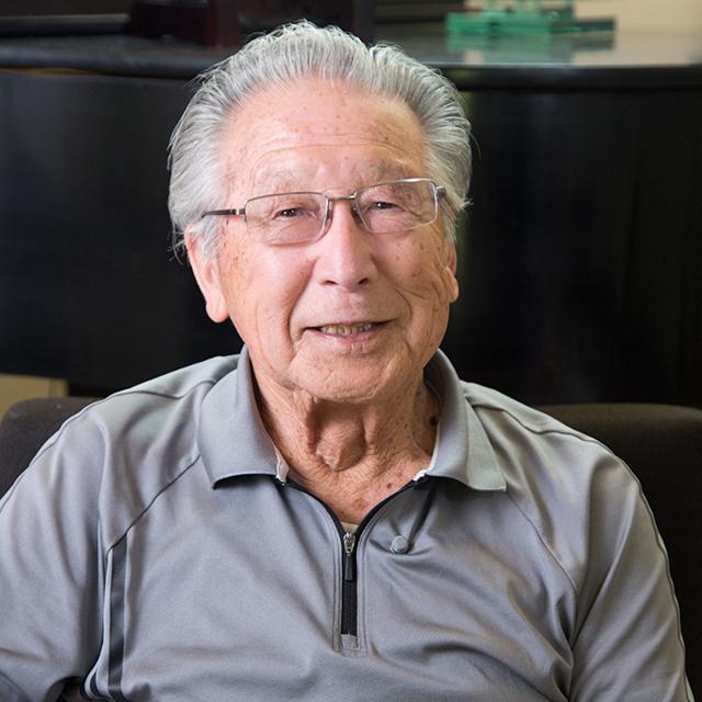 Satoshi Hane, age 91