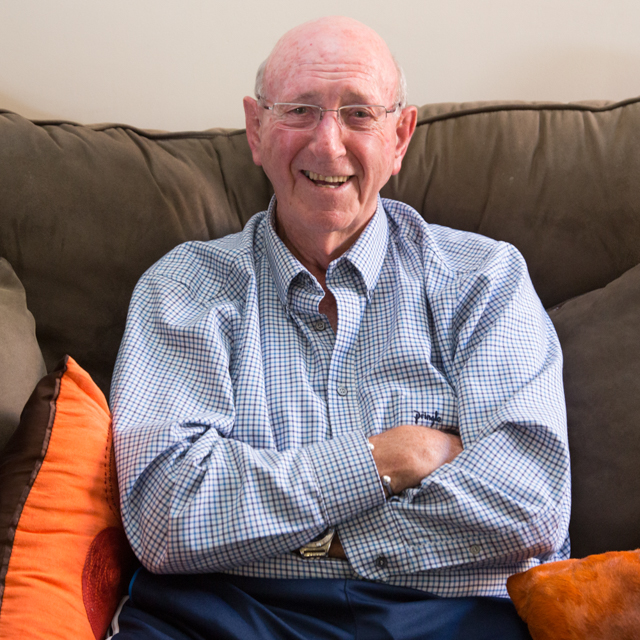 Clive Ford Haworth, age 82