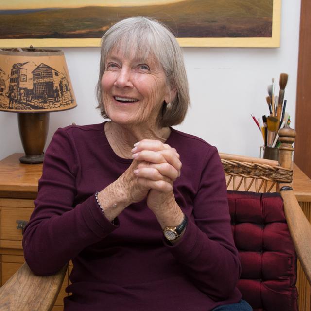Linnaea Phillips, age 81