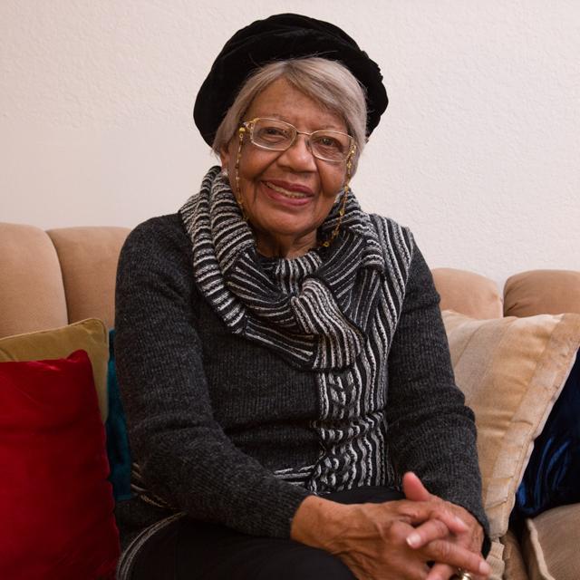 Jessie Stone, age 84
