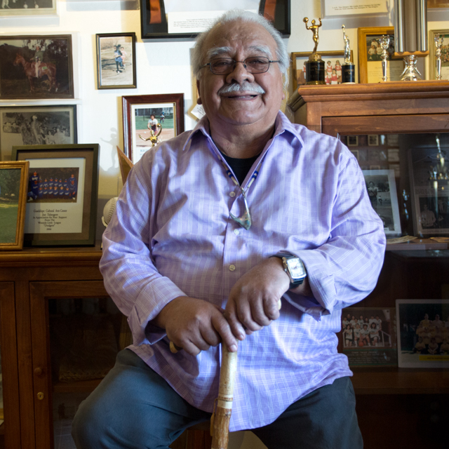 Joe Talaugon, age 83