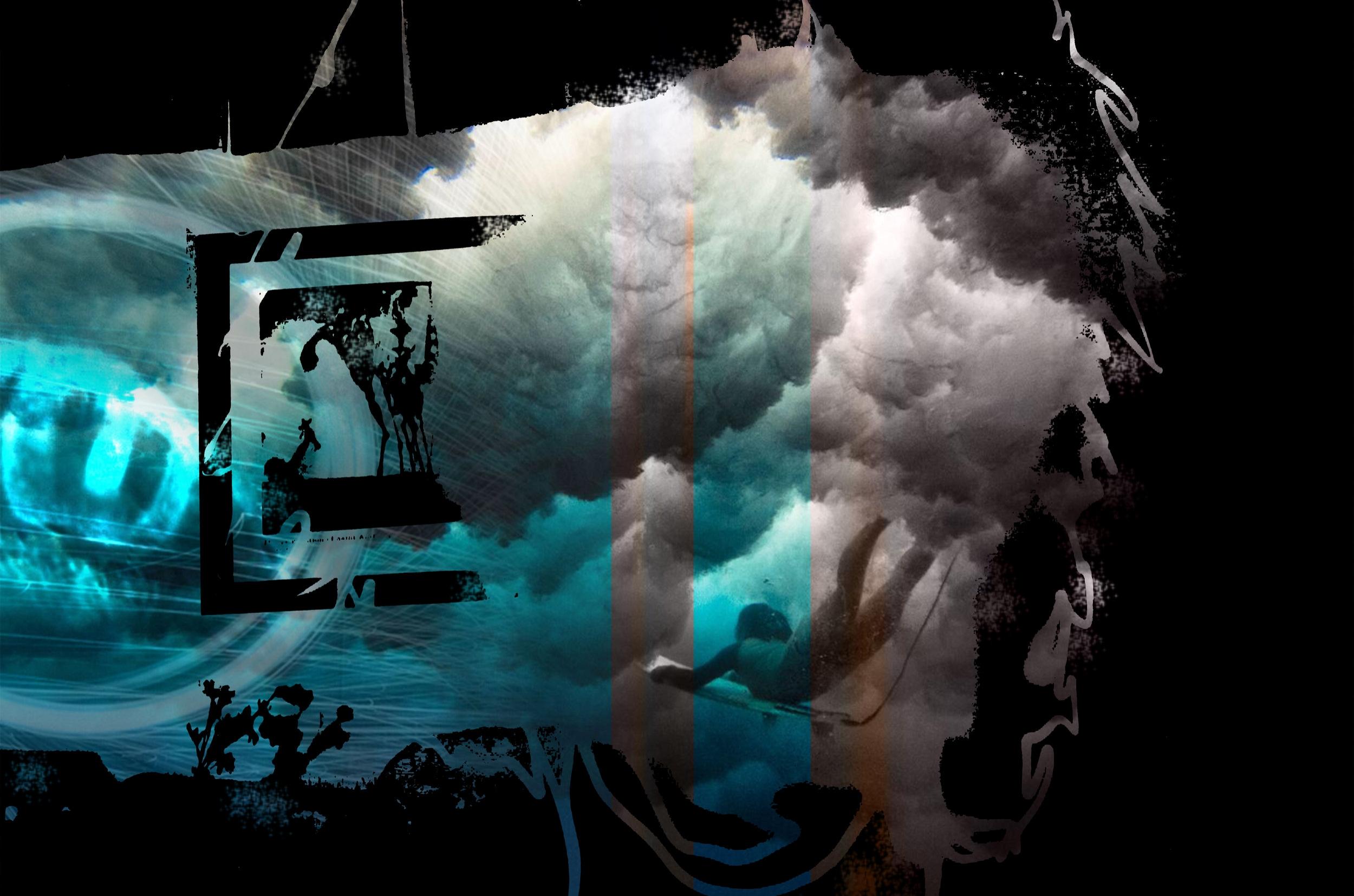 """""""Depth Zero""""  Abstract photo composite Stock photos October 2014"""