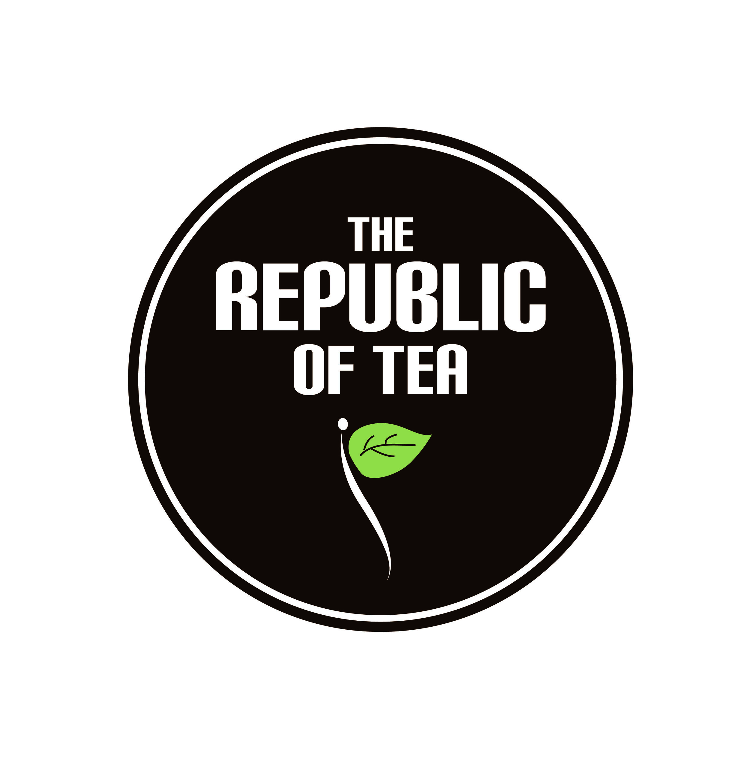 Logo redesign for Republic of Tea  July 2015
