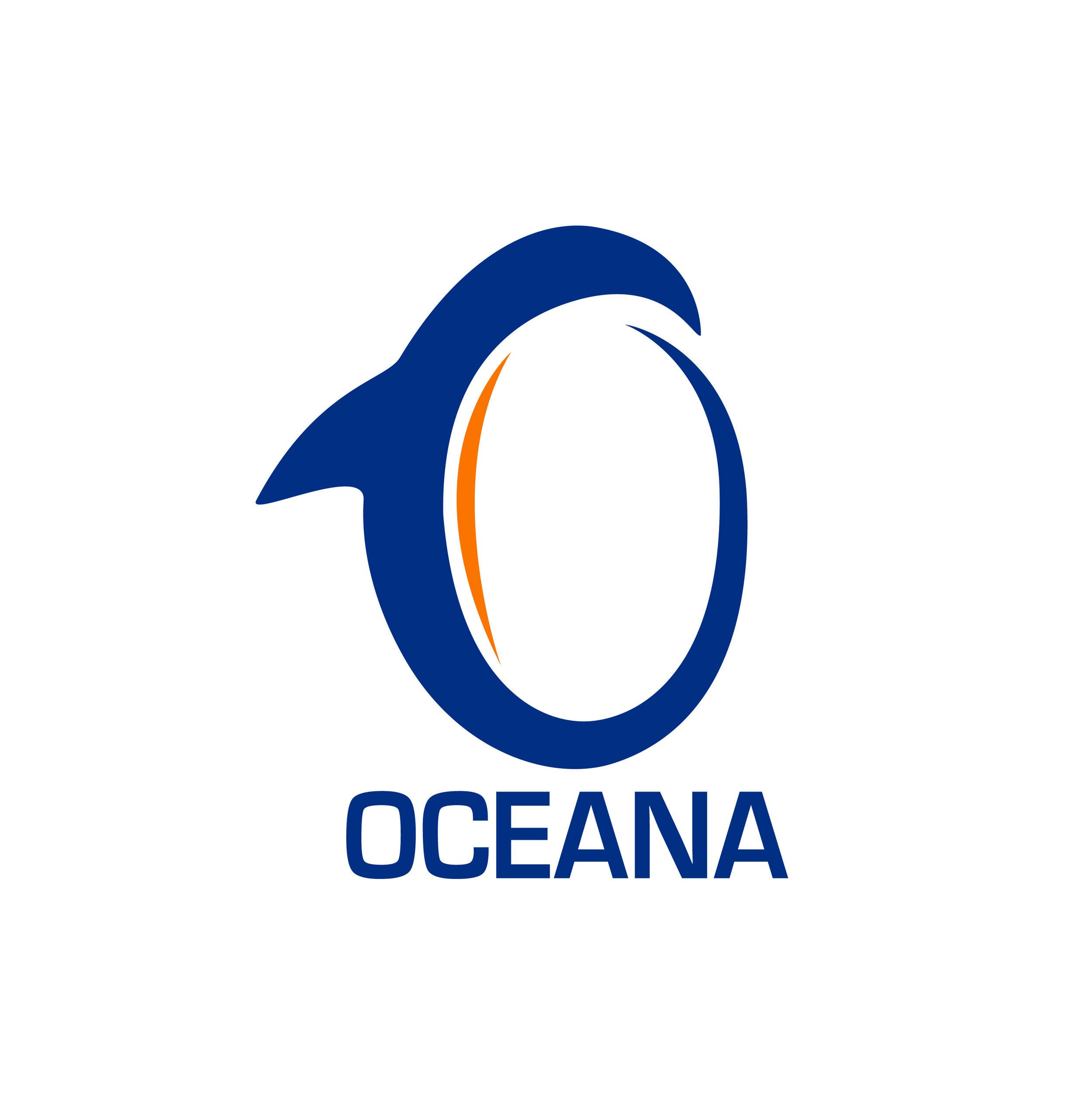 Logo redesign for Oceana