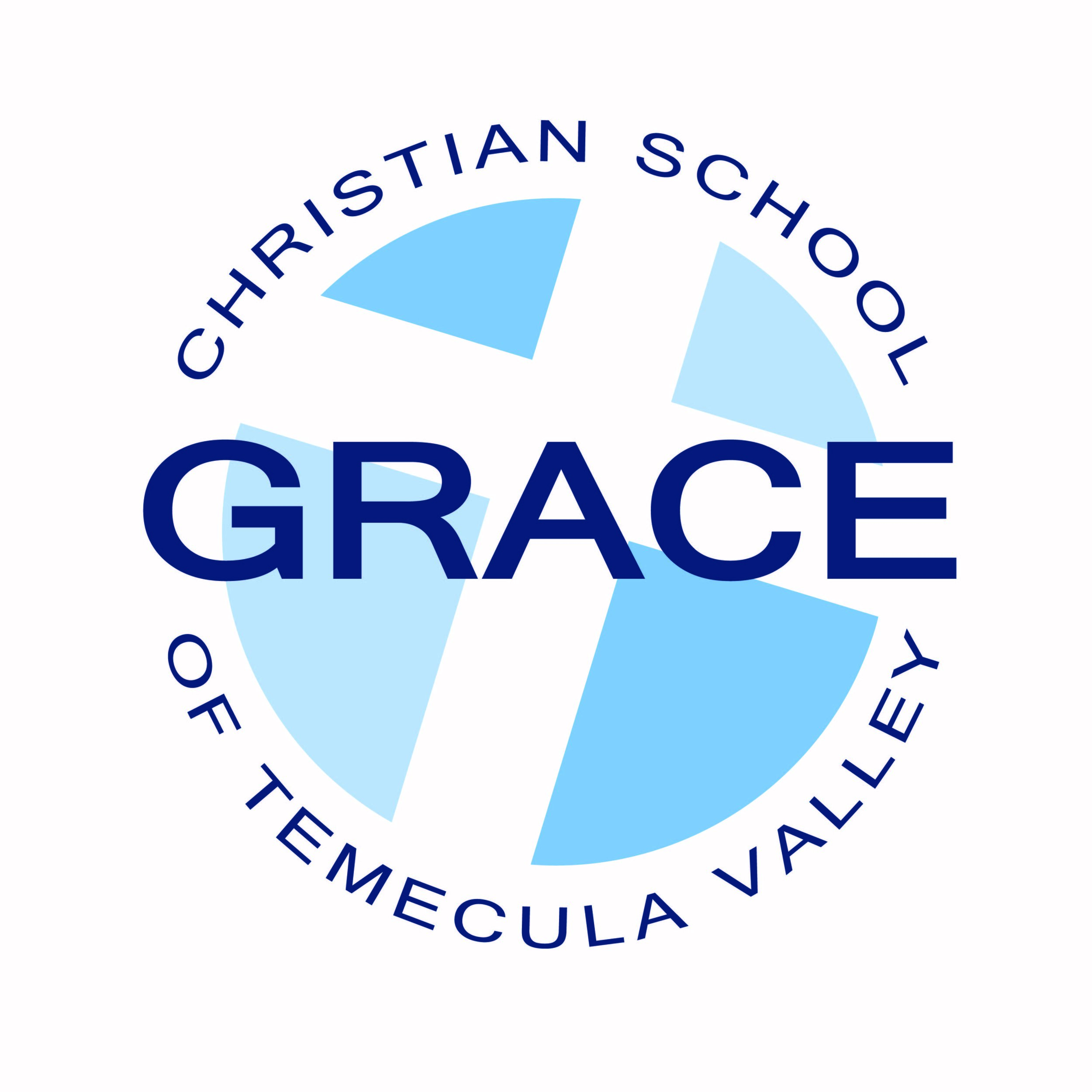 Logo designs for Grace Christian School and Homeschool Classes  July 2015