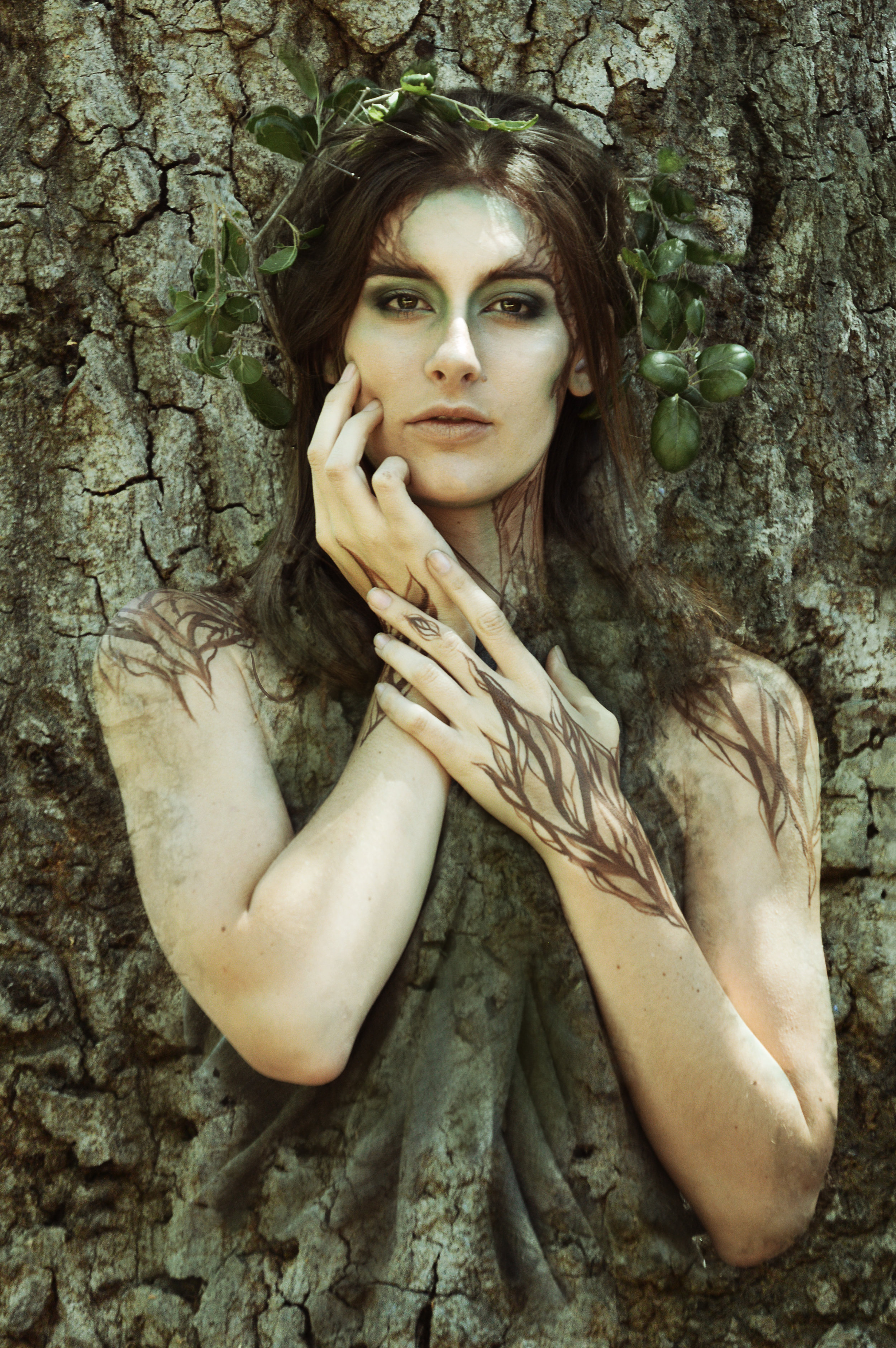 """""""Dryad""""  Photo composite May 2017"""