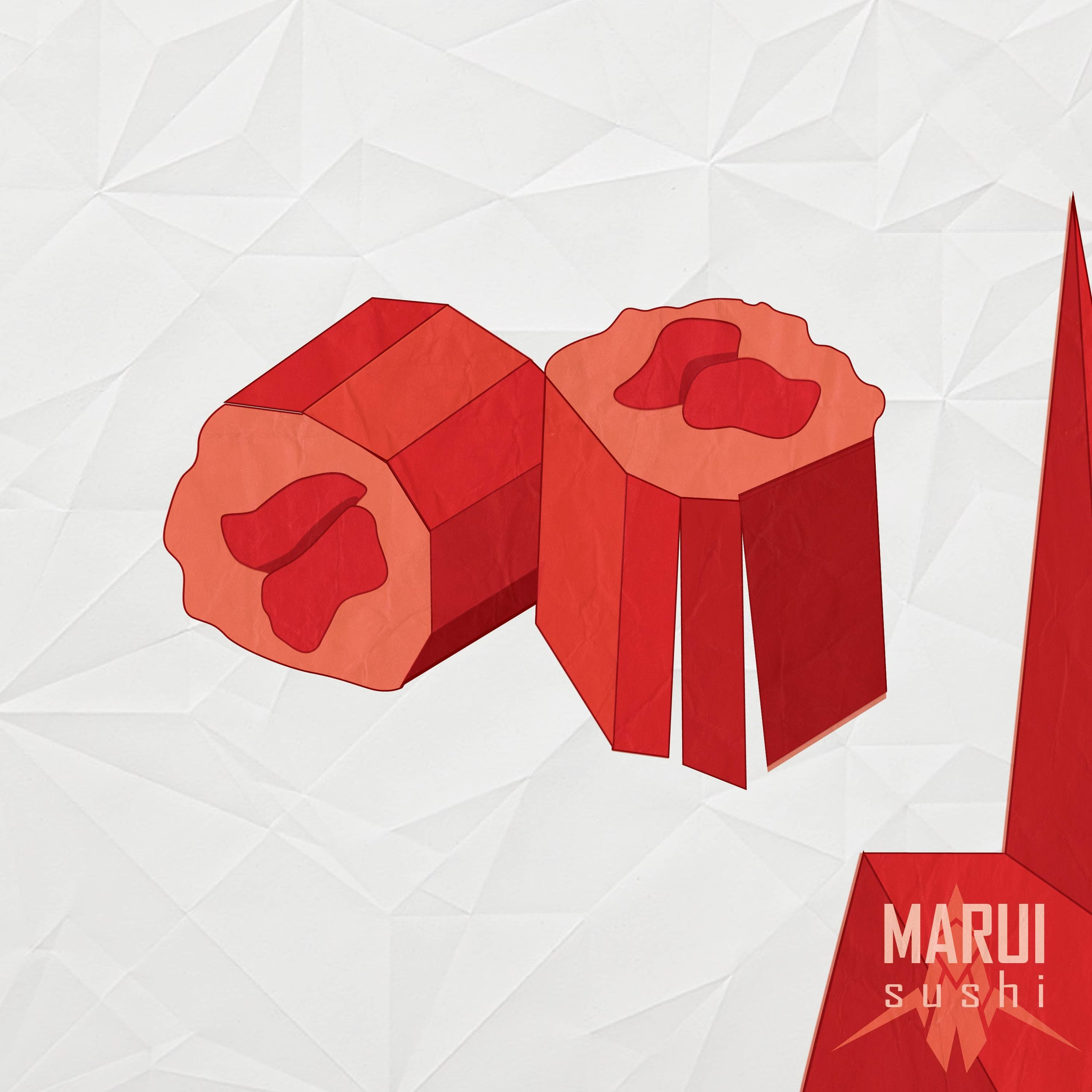 Marui Sushi Instagram Ads 3/6
