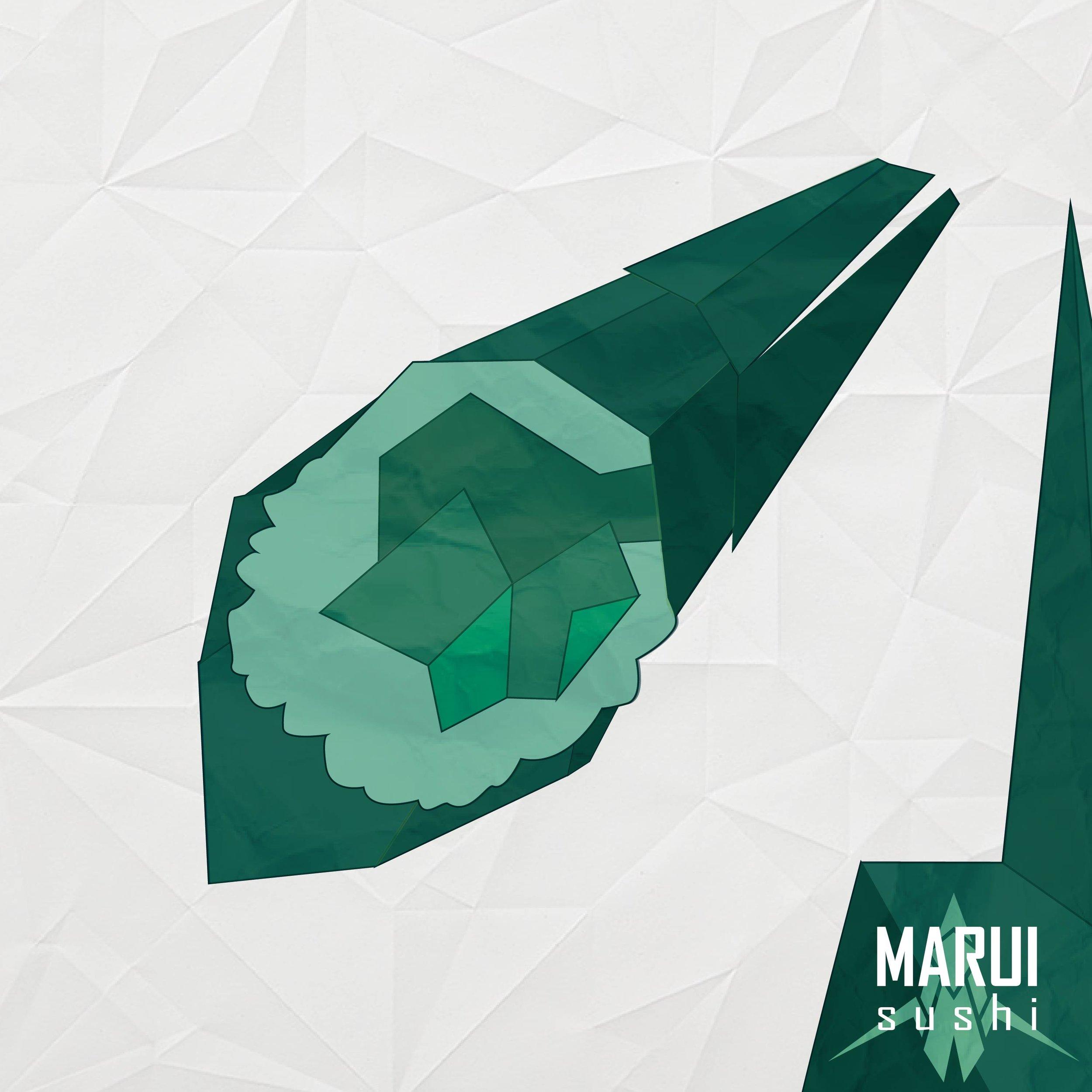 Marui Sushi Instagram Ads 4/6