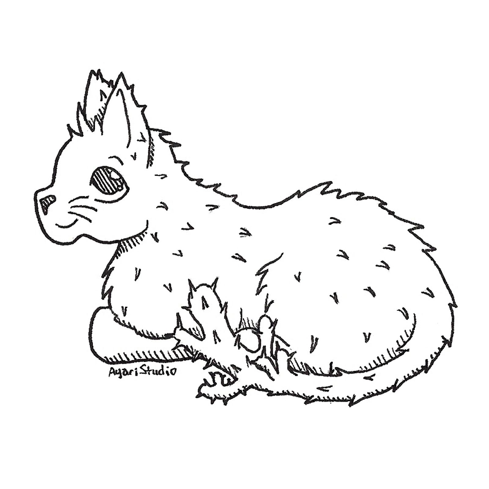 """Day 25 - """"Prickly : Cactus Cat"""""""