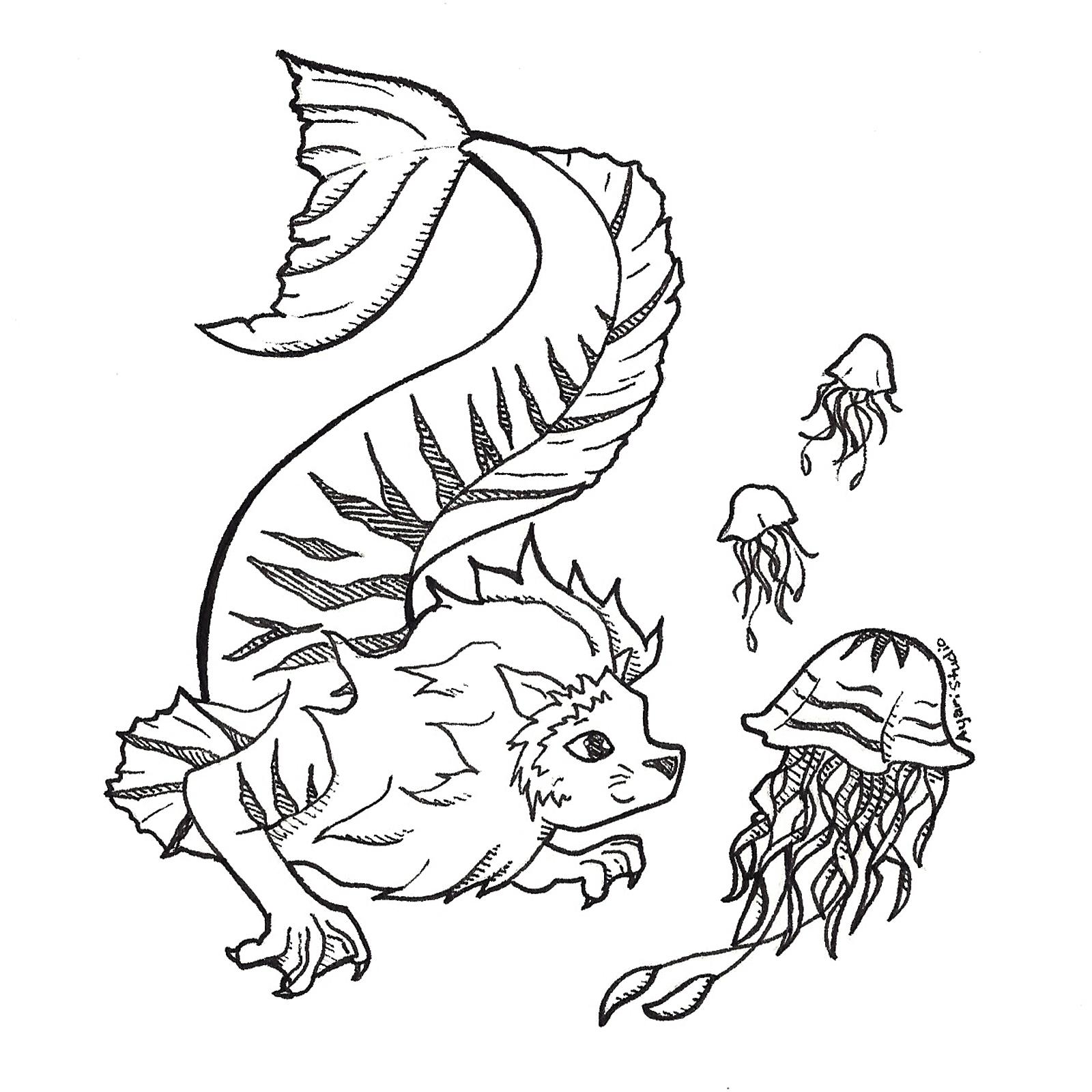 """Day 15 - """"Weak : Sea Cat"""""""