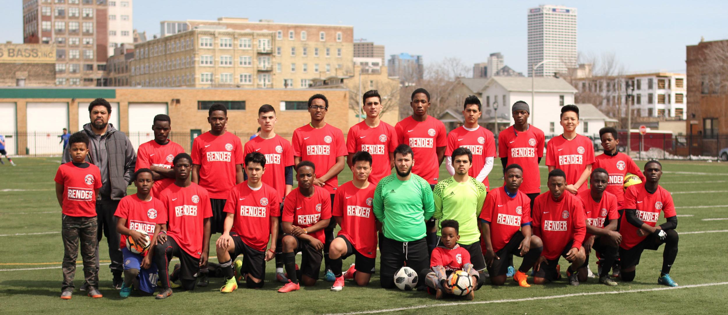 2018 Team Photo