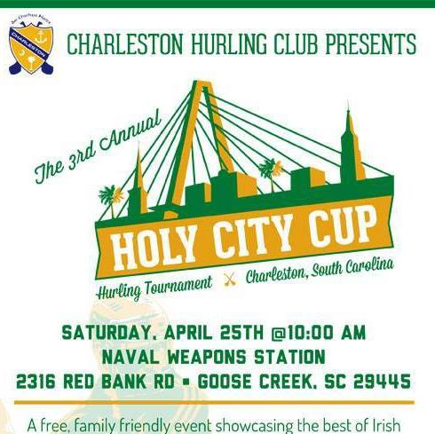 3rd Annual Holy City Cup