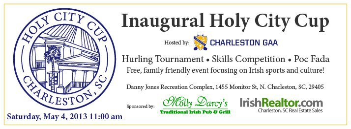 Inaugural Holy City Hurling Tournament