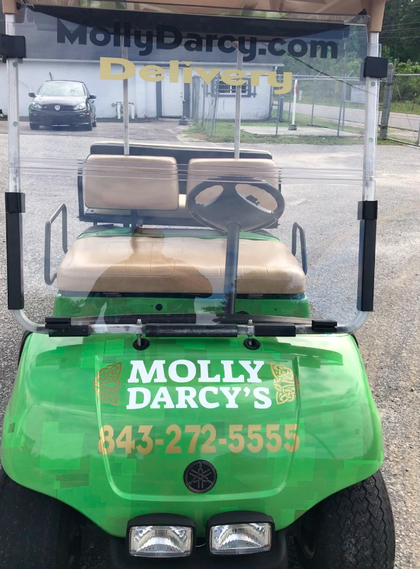 Molly Darcys Cart